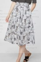 Thought Skirt - Lee's Story Skirt - WSB4041